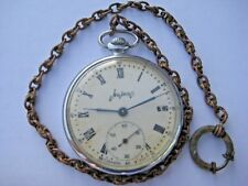 1954 Molnija SOVIET USSR Russian Pocket Watch