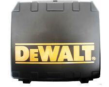 DEWALT 18V CARRYING CASE FOR MOST 18V XR DRILL  MACHINES *case only*