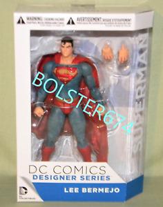 """SUPERMAN Lee Bermejo Designer Series DC Collectibles  6"""" Action Figure DC Comics"""