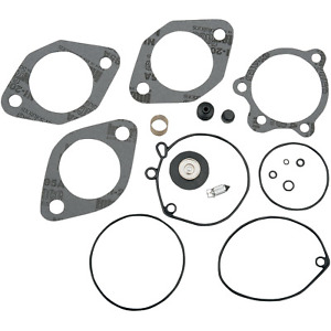 Drag Specialties - 03-0022A - Keihin Carburetor Rebuild Kit Harley-Davidson 1200