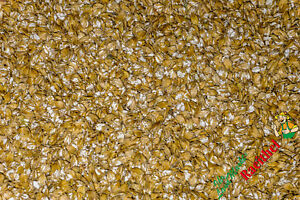 (2,74€/kg) Gerste gequetscht 2,5 kg Quetschgerste Pferdefutter Geflügel Nager