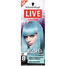 Schwarzkopf Blue Hair Colouring