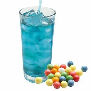 Bubble Gum Blau Geschmack allergenfreies Energy Drink Pulver, 0.333 kg