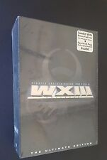 WXIII Patlabor The Ultimate Edition Brand New Anime DVD Set   FACTORY SEALED NEW