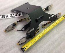 Honda CBR 250R Fender eliminator Tail Tidy 2011 2012 2013 4T/S