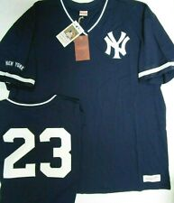 DON MATTINGLY NEW YORK YANKEES Mitchell & Ness Throwback Jersey Shirt