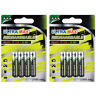 8 x UltraMax AAA 1000mAh Rechargeable Ni-MH High Capacity Batteries DECT PHONE