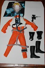 "Biggs X Wing Outfit 12""-Hasbro-Star Wars 1/6 Scale Custom Side Show"