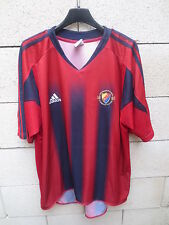 VINTAGE Maillot DJURGARDENS IF away shirt 2005 ADIDAS Sweden jersey trikot L
