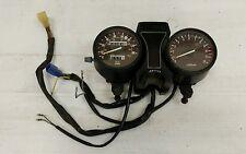 HONDA CB speedometer tachometer gauges 5k miles