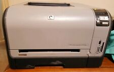 HP Color LaserJet CP1518NI Workgroup Laser Printer With Toner only 8100 pages