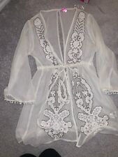 River Island Beach Cover Up XS
