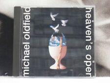 MICHAEL OLDFIELD - HEAVEN'S OPEN CD NEAR MINT