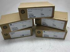 Lot of 5 HP J9841A 517 Single Radio 802.11ac (AM) Unified Wired-WLAN Walljack