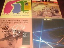 SHELLY MANNE ANDRE PREVIN HIS FRIENDS 1980'S EDITIONS & DAKTARI +THREE + 24K CD