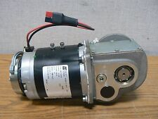 PERMOBIL CHAIRMAN DRIVE MOTOR GEARBOX FOR POWER WHEELCHAIR LEROY SOMER MBT110XVS
