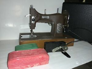 Domestic Brand Rotary Sewing Machine Series 153 MG with Attachments Accessories