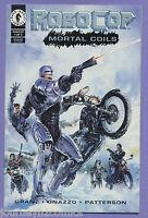 Robocop Mortal Coils #1 1993 Steven Grant Nick Gnazzo Dark Horse Comics