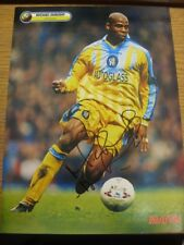 1997/1998 Autographed Magazine Picture: Chelsea - Duberry, Michael. If this item