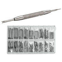 Watch Band Spring Bars Metal Strap Link Pins Remover Repair kit Tool Watchmaker