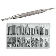 360X8-25mm Watch Band Spring Bars Metal Strap Link Pins+Remover Repair Tool GW