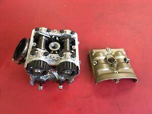D42  Ducati 1198 Zylinderkopf  Nockenwellen Zylinder vorne Waagerecht  Motor