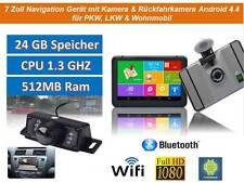 Elebest 7 Zoll Navigation,Wohnmobil,TMC,Bluetooth,Radar,Rückfahrkamera,DVR