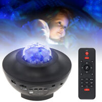 Bluetooth USB LED Galaxy Projector Starry Night Lamp Star Projection Night Light