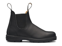 *NEW* BLUNDSTONE 558 BLACK PREMIUM LEATHER LINED ALL WEATHER CHELSEA BOOT