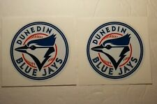 "(2) Dunedin Blue Jays (2.5"") Diy Stickers Decals Great for Yeti"