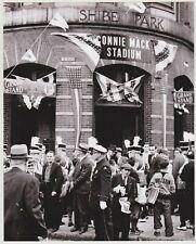 "Connie Mack Stadium Shibe Park Philadelphia Phillies 8"" X 10"" B/W Photo #3"