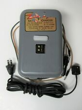 Vintage Perma-Charge Battery Charger Corp 6 Volt Battery Charger - Type 24 w/Box