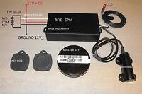 RFID Reader proximity detector