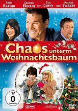 DVD *  CHAOS UNTERM WEIHNACHTSBAUM - Patrick Swayze  # NEU OVP %