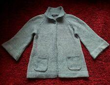 Women's Fluffy Knit Cardigan SIZE 12