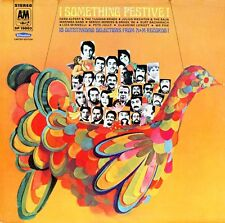 Something Festive BF Goodrich Vinyl Record w/CD Transfer