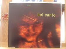 BEL CANTO RUMOUR CD 4 TRACKS