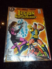 TALES OF The LEGION (SUPER HEROES) Comic - No 345 - Date 03/1987 - DC Comic
