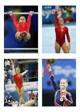 4 Shawn Johnson / Olympic Gold Medalist 5 x 7 / 5x7 GLOSSY 4 Photo Picture LOT 2