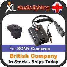 Wireless Remote Flash Trigger Kit - for Sony Alpha/Minolta iISO flash Cameras