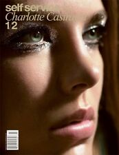 SELF SERVICE #37 F/W 2012 CHARLOTTE CASIRAGHI Sigrid Agren LARA STONE @New@