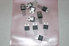 10 New Central Semiconductor 2n6491 Bipolar Power Transistor