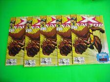 X-Factor #76 (5 copies) Wolfsbane goes Wild