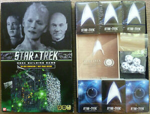 Star Trek: The Next Generation Next Phase Edition Deck Building Card Game CCG
