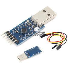USB 2.0 to TTL UART 6PIN Module Serial Converter CP2104 STC PRGMR Replace CP2102