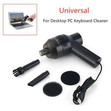 Handheld Car Portable USB Interface Mini Vacuum Clean Dust  For Desktop Computer