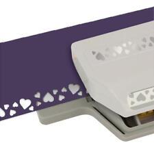 EK tools  Love heart Confetti border edge Punch   54-40194