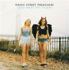 Manic Street Preachers Send Away The Tigers CD 10 Track European Columbia 2007
