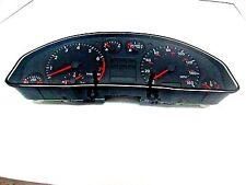AUDI Instrument Cluster Speedometer Gauges - A4 1997 1998 1999  NR  8E0920950P