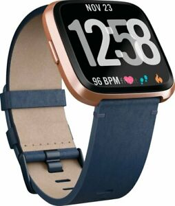 Fitbit Hand-crafted High-quality Horween Large Leather Band for Cool Casual Look